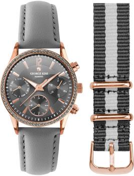 fashion наручные  женские часы George Kini GK.26.R.9R.1.9.9. Коллекция Ladies Collection