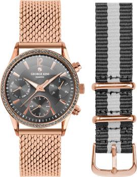 fashion наручные  женские часы George Kini GK.26.R.9R.2.R.9. Коллекция Ladies Collection