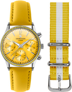fashion наручные  женские часы George Kini GK.26.S.14S.1.14.14. Коллекция Ladies Collection