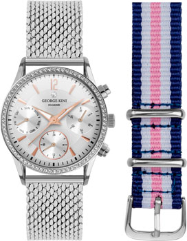 fashion наручные  женские часы George Kini GK.26.S.1R.2.S.1. Коллекция Ladies Collection