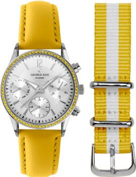 fashion наручные  женские часы George Kini GK.26.S.1S.1.14.14. Коллекция Ladies Collection