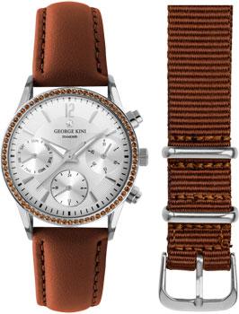 fashion наручные  женские часы George Kini GK.26.S.1S.1.3.3. Коллекция Ladies Collection