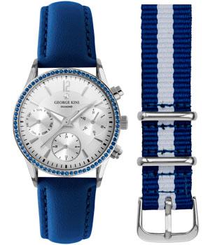 fashion наручные  женские часы George Kini GK.26.S.1S.1.4.4. Коллекция Ladies Collection