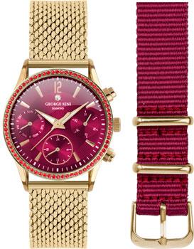 fashion наручные  женские часы George Kini GK.26.Y.12Y.2.Y.6. Коллекция Ladies Collection