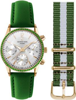 fashion наручные  женские часы George Kini GK.26.Y.1Y.1.5.5. Коллекция Ladies Collection