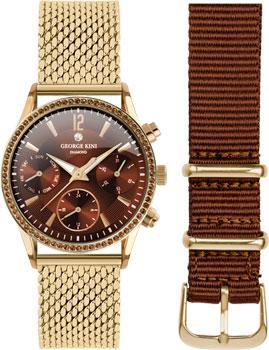 fashion наручные  женские часы George Kini GK.26.Y.3Y.2.Y.3. Коллекция Ladies Collection