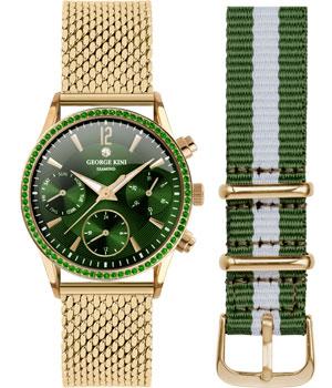 fashion наручные  женские часы George Kini GK.26.Y.5Y.2.Y.5. Коллекция Ladies Collection