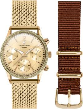 fashion наручные  женские часы George Kini GK.26.Y.8Y.2.Y.8. Коллекция Ladies Collection