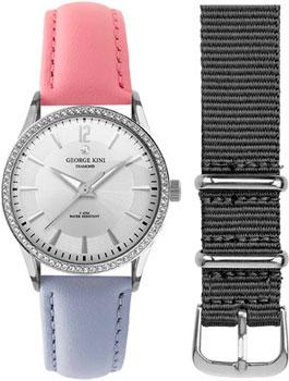 fashion наручные  женские часы George Kini GK.30.5.1S.1S.1.11X.1. Коллекция Ladies Collection.