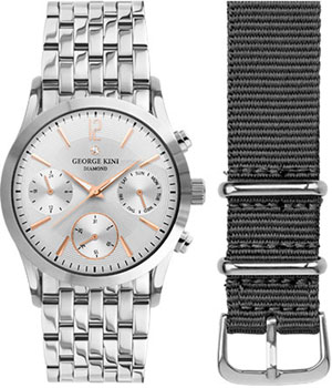 fashion наручные  женские часы George Kini GK.36.10.1S.1S.5.S.0. Коллекция Ladies Collection.