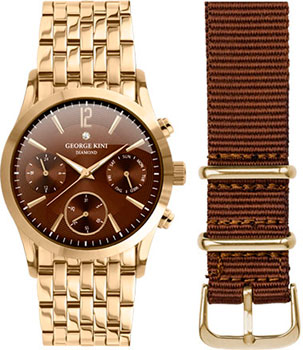 Наручные  женские часы George Kini GK.36.10.1Y.3Y.5.Y.0. Коллекция Ladies Collection