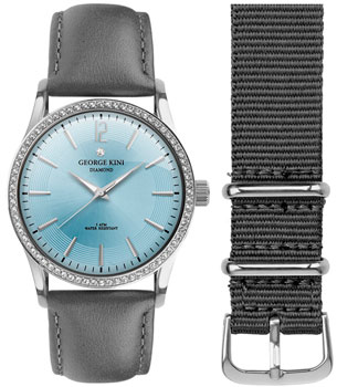 fashion наручные  женские часы George Kini GK.36.5.1S.17S.1.9.1. Коллекция Ladies Collection.