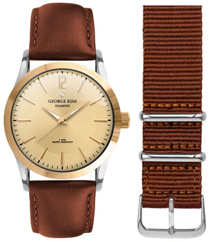 fashion наручные  женские часы George Kini GK.36.5.1SY.8S.1.3.0. Коллекция Ladies Collection.