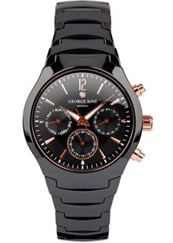 fashion наручные  женские часы George Kini GK.36.6.2B.2R.7.2.0. Коллекция Ladies Collection.