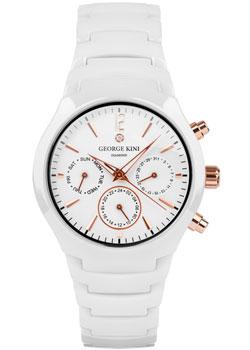 Наручные  женские часы George Kini GK.36.6.2W.1R.7.1.0. Коллекция Ladies Collection