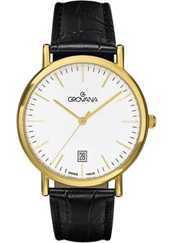 Швейцарские наручные  мужские часы Grovana 1229.1513. Коллекци Sporty