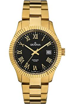 Швейцарские наручные  мужские часы Grovana 1545.1117. Коллекция Sporty