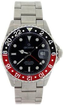 Швейцарские наручные  мужские часы Grovana 1572.2136. Коллекция Mechanical Bestwatch 45210.000