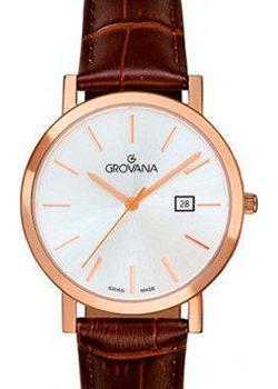 Швейцарские наручные  женские часы Grovana 3230.1962. Коллекция Traditional