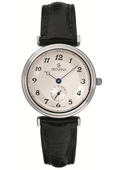 Швейцарские наручные  женские часы Grovana 3276.1532. Коллекция Mechanical