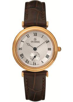 Швейцарские наручные  женские часы Grovana 3276.1568. Коллекция Traditional