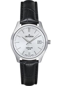Швейцарские наручные  женские часы Grovana 5568.1532. Коллекция Sporty