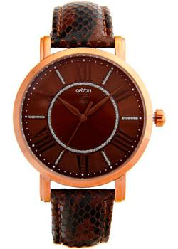 fashion наручные  женские часы Gryon G301.82.22. Коллекция Loyal