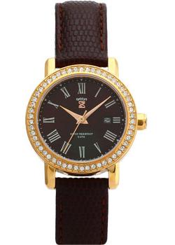 fashion наручные  женские часы Gryon G321.42.12. Коллекция Crystal