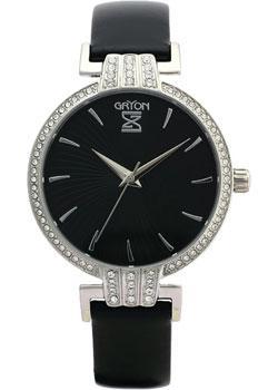 fashion наручные  женские часы Gryon G331.11.31. Коллекция Crystal