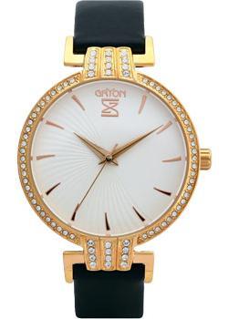 fashion наручные  женские часы Gryon G331.41.33. Коллекция Crystal