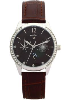 fashion наручные  женские часы Gryon G357.12.32. Коллекция Crystal