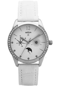 fashion наручные  женские часы Gryon G357.13.33. Коллекция Crystal