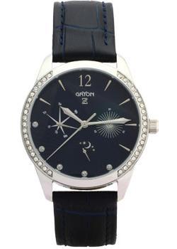 fashion наручные  женские часы Gryon G357.16.36. Коллекция Crystal