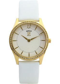 fashion наручные  женские часы Gryon G367.23.33. Коллекция Crystal