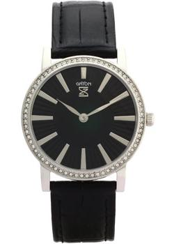 fashion наручные  женские часы Gryon G387.11.31. Коллекция Crystal