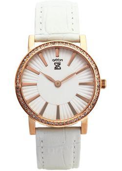 fashion наручные  женские часы Gryon G387.43.33. Коллекция Crystal