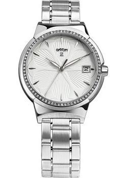 fashion наручные  женские часы Gryon G391.10.33. Коллекция Crystal