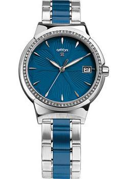 fashion наручные  женские часы Gryon G391.60.36. Коллекция Crystal