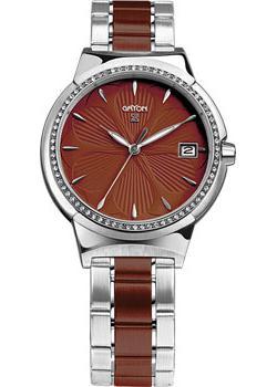 fashion наручные  женские часы Gryon G391.80.32. Коллекция Crystal