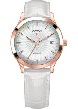 fashion наручные  женские часы Gryon G603.43.33. Коллекция Classic