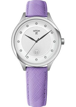 fashion наручные  женские часы Gryon G631.16.43. Коллекция Classic