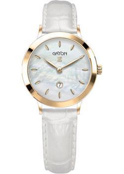 fashion наручные  женские часы Gryon G641.23.33. Коллекция Classic