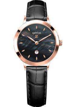 fashion наручные  женские часы Gryon G641.41.31. Коллекция Classic