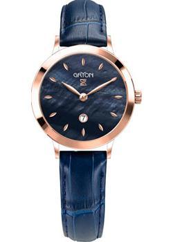 fashion наручные  женские часы Gryon G641.46.36. Коллекция Classic