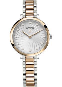 fashion наручные  женские часы Gryon G651.30.46. Коллекция Crystal