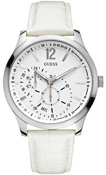 fashion наручные мужские часы Guess W85053G2. Коллекция Dress steel