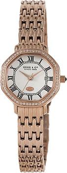Швейцарские наручные женские часы Haas HEC.439.RWA. Коллекция Modernice