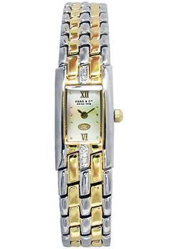 Швейцарские наручные  женские часы Haas KHC.353.CFA. Коллекция Raviance