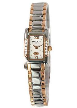 Швейцарские наручные  женские часы Haas KHC.407.OFA. Коллекция Raviance