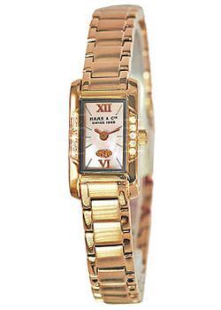 Швейцарские наручные  женские часы Haas KHC.407.RFA. Коллекция Raviance